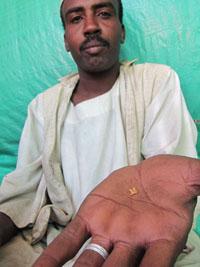 Goldigging in Sudan...