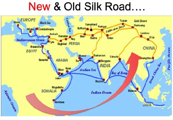 """One belt–One Drive"" – A new Silk Road or China's Marshall Plan?"