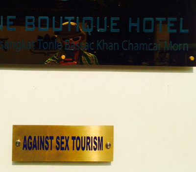 Sex Tourism & Career Pathways in Cambodia….