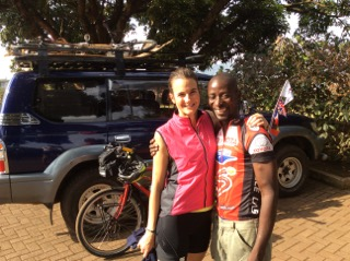 Stage 1: Kampala to Kigali -Taking Khalid Home.